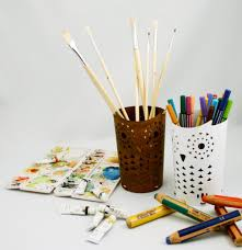 Indian Design Pencil Caddy