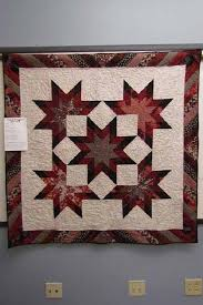 Texas Stars all over Japan by Kim Hazlett - japanese fabrics used ... & Friends and Needles Quilt Guild Adamdwight.com