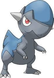 Pokemon 408 Cranidos Pokedex Evolution Moves Location Stats