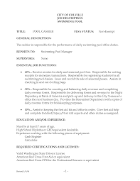 Resume For Cashier Job Cashier Job Description Resume Formidable For Restaurant Sample 51
