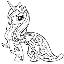 My Little Pony La Principessa Celestia Un Maestoso Unicorno Alato