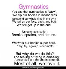 Gymnastics Quotes Best Gymnastics Quotes Collection Of Inspiring Quotes Sayings Images