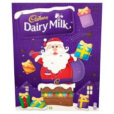 Cadbury Dairy Milk Chocolate Advent Calendar - ASDA Groceries