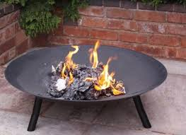 90cm huge cast iron fire bowl family fire pit patio heater extra large