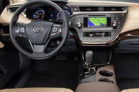 2015 Toyota Avalon Hybrid - Information and photos - ZombieDrive
