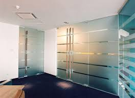 glasswall full height banded