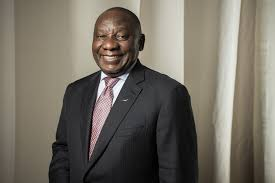 Matamela cyril ramaphosa (born 17 november 1952) is a south african politician, businessman, activist, and trade union leader who has served as the deputy president under president jacob zuma. South African President Cyril Ramaphosa S Two Year Report Card Bloomberg