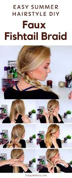 7 No Heat Easy Summer Hairstyles Anyone Can Pull Off In 5 Minutes