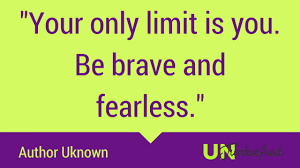 Fearless Quotes Simple 48 Quotes About Being Fearless ‹� Unjunkiefied