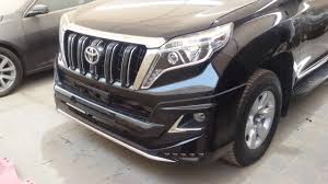 A Toyota Prado 2015 Model Bullet Proof For Sale At #50000000 ...