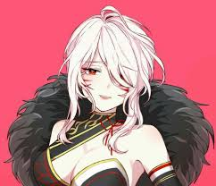 female anime characters with white hair. Exellent Hair Anime Woman White Hair Fur Coat Stuff All Anime Girls With Female Characters Hair E