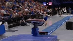 Vault gymnastics gif Gabby Maegan Chant florida Vault 9825 Alabama At Florida 2018 Basketball Gfycat Maegan Chant florida Vault 9825 Alabama At Florida 2018 Gif