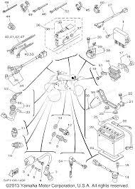 1994 yamaha yfm 350 wiring diagram