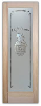 glass pantry doors piggy
