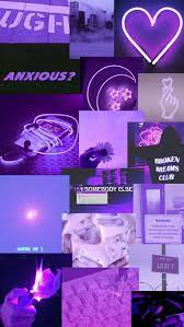 Purple Aesthetic Wallpaper ...