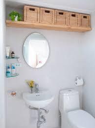 small bathroom storage ideas. storage ideas in small bathroom - shelterness a