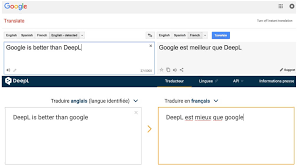 google translate vs deepl worthy competitors
