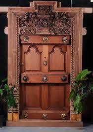 indian home main door designs. traditional door from studio ebony. love the detailing on it more · indian doorsindian houseclosed home main designs