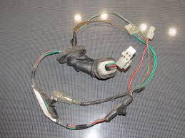 miata oem door wiring harness left doors and products 90 93 miata oem door wiring harness left