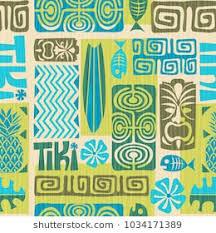 Hawaiian Pattern New Hawaiian Pattern Images Stock Photos Vectors Shutterstock