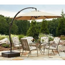 garden oasis umbrella.  Umbrella Sears Garden Oasis 115 Ft Umbrella Replacement Canopy For A