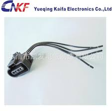 online buy whole 4 wire harness from 4 wire harness 4 pin 50sets wire harness 1j0973704 electric wires 10cm loom 4 pole plastic connector