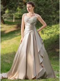 Ball-Gown Sweetheart Court Train <b>Satin</b> Wedding Dress With Ruffle ...