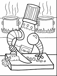 Small Picture Printable Robot Coloring Pages Click The Android Robot Coloring