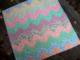Grandma's ZIG ZAG Quilt Pattern Original Pattern from & 🔎zoom Adamdwight.com