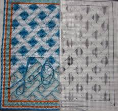Free Plastic Canvas Christmas Patterns Simple Design Inspiration