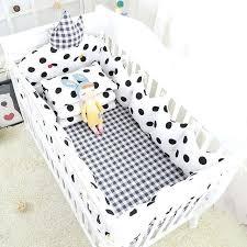 infant bedding set style baby bedding set breathable cotton crib bedding crown shape crib pers sheet infant bedding set