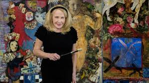 I think it may be my best' says Patricia Nix about art in solo ...