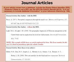 Apa Citation Format Article Online Electronic Sources In Apa