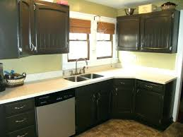 painting kitchen cabinets black what color to paint kitchen cabinets with black appliances dark green painted kitchen cabinets dark painted