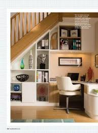 Under Stairs Furniture Stylish Understairs Study U2013 Home Furniture Neville Johnson Under Stairs N