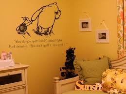 image of winnie the pooh wall decals es