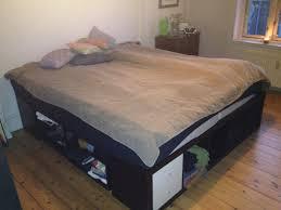 Ikea Hack Platform Bed And Dresser Platform Beds Ikea Hack
