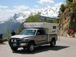 pickup truck camper actusre us angler pop up pickup camper expedition portal