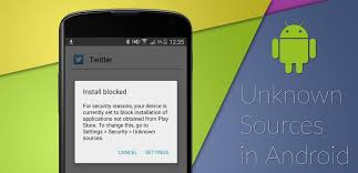 How To Change Where Apps Are Installed On Android Unknown Sources In Android Applivery Docs