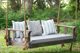 Front Porch Swings Back Porches Hanging Swing Chair For