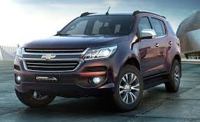 new car launched by chevrolet in india2017 Chevrolet Trailblazer Facelift India Launch Price Specs