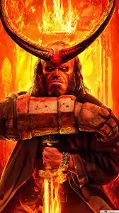 Hellboy 2019 Movie HD wallpaper download