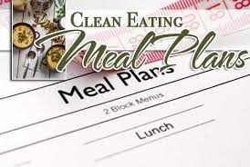 Clean Eating Meal Plans: Clean Eating Vs. Paleo