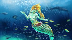 dota 2 naga siren mermaid fantasy games