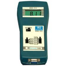 Ird Mechanalysis Vibration Chart Ird Mechanalysis Digital Vibration Meter Rs 65000 Set Ird