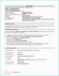 Fresher Job Resume Weblogic Administration Sample Resume 3 Resume For Java