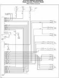 chrysler stereo wiring diagram image chrysler radio wiring diagram chrysler wiring diagrams on 2006 chrysler 300 stereo wiring diagram