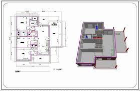 marvelous autocad house plans unique stunning i will create your building 2d photos