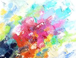 bright colored wall art abstract art bright colors paintings on canvas bright colored metal wall art