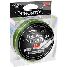 <b>Леска MIKADO NIHONTO FINE</b> BRAID 0,18 green 150 м14.40 кг ...